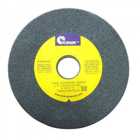 200x20x31.75mm A46 Grey Grinding Wheel
