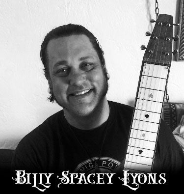 Billy spACEy Lyons
