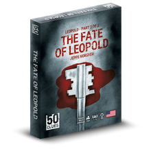 Indlæs billede til gallerivisning 50 Clues: The Fate of Leopold (EN)