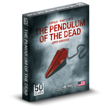 Indlæs billede til gallerivisning 50 Clues: The Pendulum of the Dead (EN)