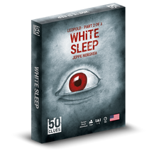 Indlæs billede til gallerivisning 50 Clues: White Sleep (EN)