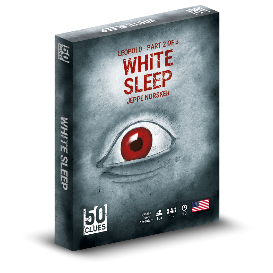 50 Clues: White Sleep (EN)