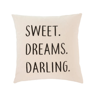 Sweet Dreams Cushion - Beige