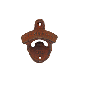 Bottle Opener - Rust