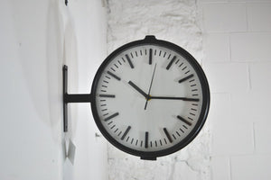 Wall Clock - Light Grey