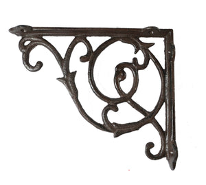 Aesthetic Shelve Bracket - Brown