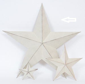 Big Star - Antique White