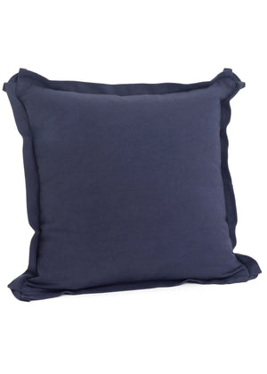 Palisade Cotton Cushion - Navy