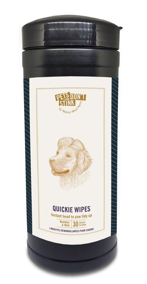 Quickie Wipes for Dogs