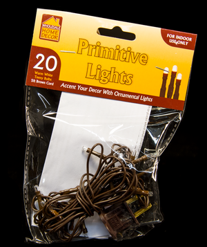 String Light - 20 Bulbs