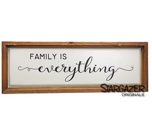 Family Everything - Canva