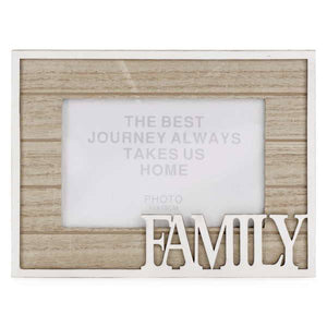 Photo Frame - Family 4x6