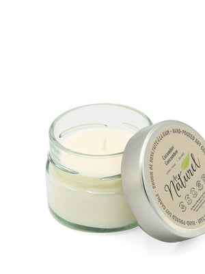 Small Soy Candle - Clean Cotton