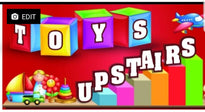 Kellihers Toymaster (Toys Upstairs)