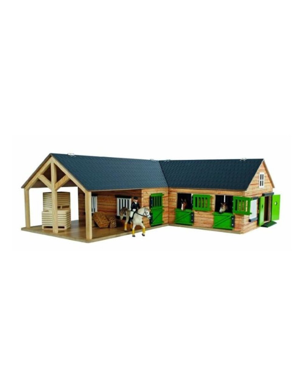Kids Globe 1:24 scale Horse Stable