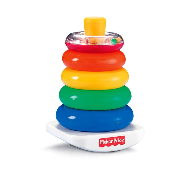 Fisher Price Rock a Stack Activity Toy