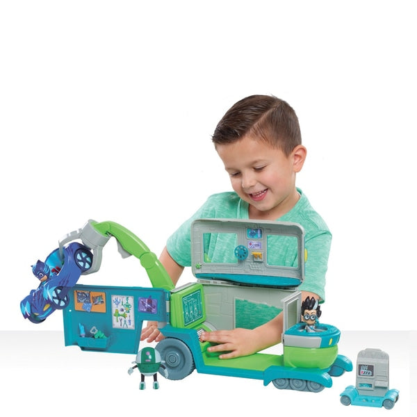 PJ Masks Romeos Lab Playset