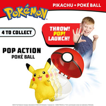 Load image into Gallery viewer, Pokemon Pop Action Poke Ball