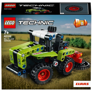 Lego Technic 42102 Class Xerion Tractor