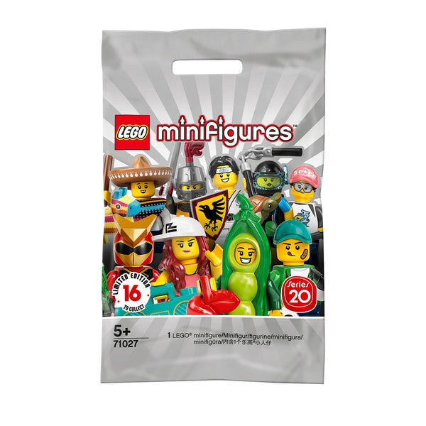 Lego Mini Figures 71027 Series 20 BUY 5 GET 6TH FREE