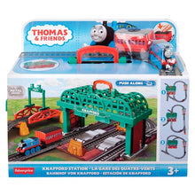 Load image into Gallery viewer, Thomas & Friends Trackmaster Knapford Station