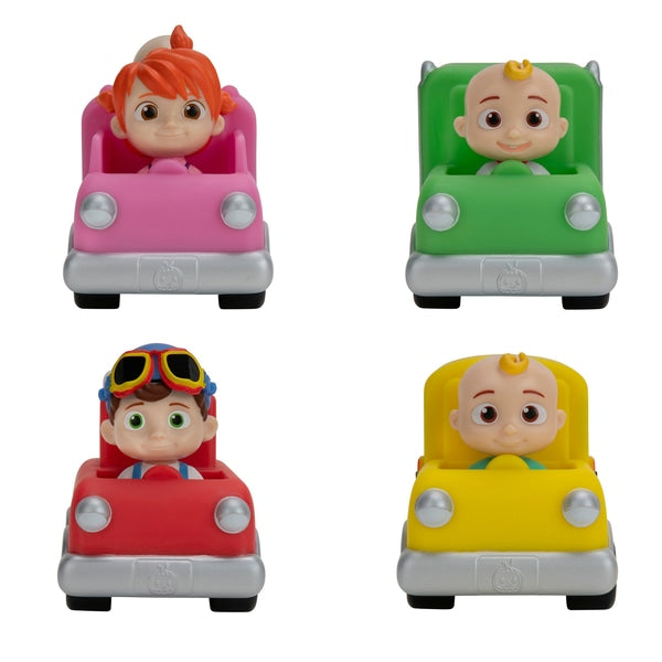 Cocomelon Mini Vehicles Assorted