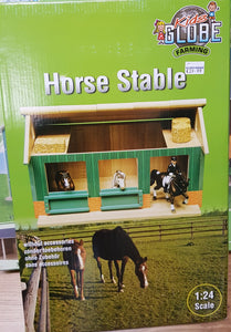 Kids Globe Horse Stable