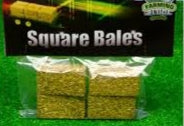 Load image into Gallery viewer, Kids Globe 4 Square Bales 1:32  V05/0704