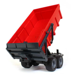 Bruder Red Tipping Trailer 2211