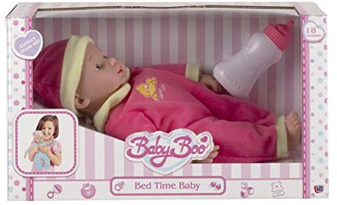 Baby Boo Bedtime Baby Doll Pink