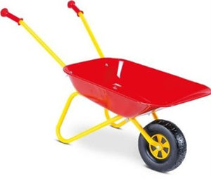 Rolly Red Wheelbarrow