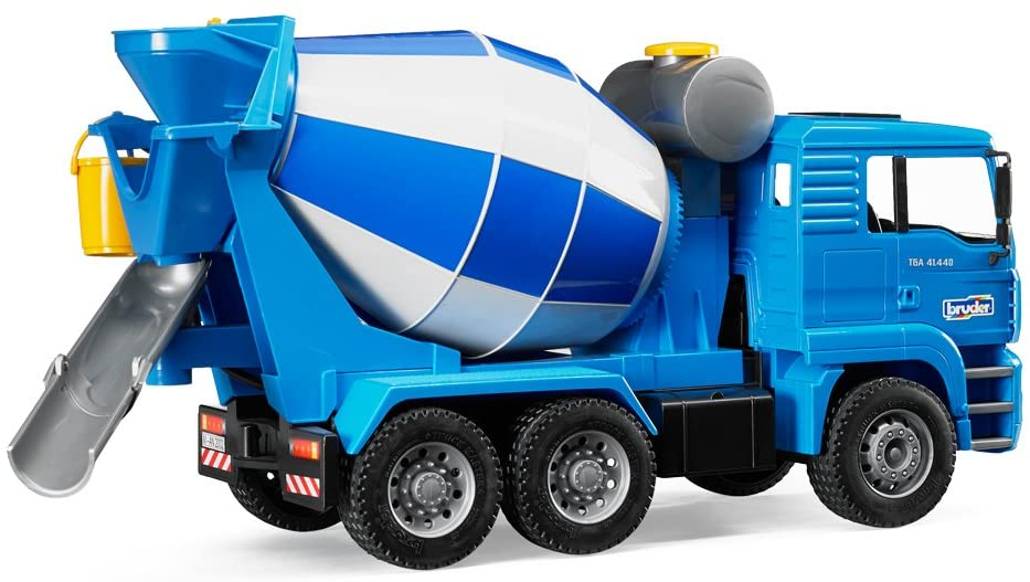 Bruder MAN Cement Mixing Truck 2744