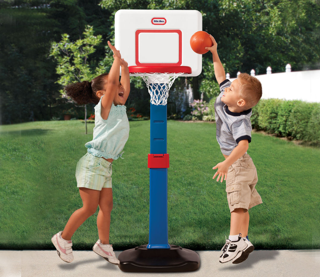 Little Tikes Easy Score Basketball Stand Adjustable