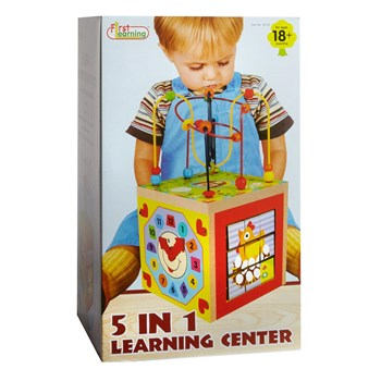 5 in 1 Activity Centre