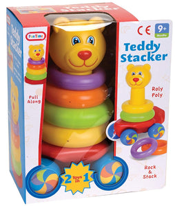 Teddy Stacker