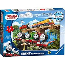 THOMAS 24PC GIANT FLOOR PUZZLE RB5550