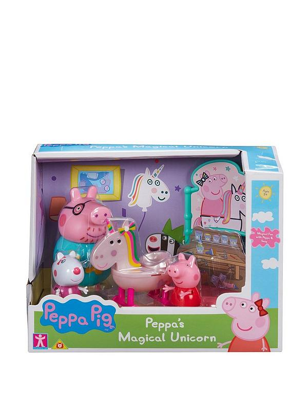 Peppa Pig Magical Unicorn
