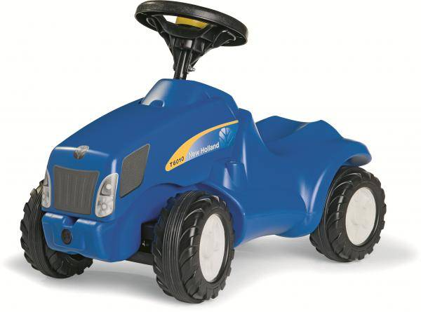 Rolly New Holland Mini Trac Tractor