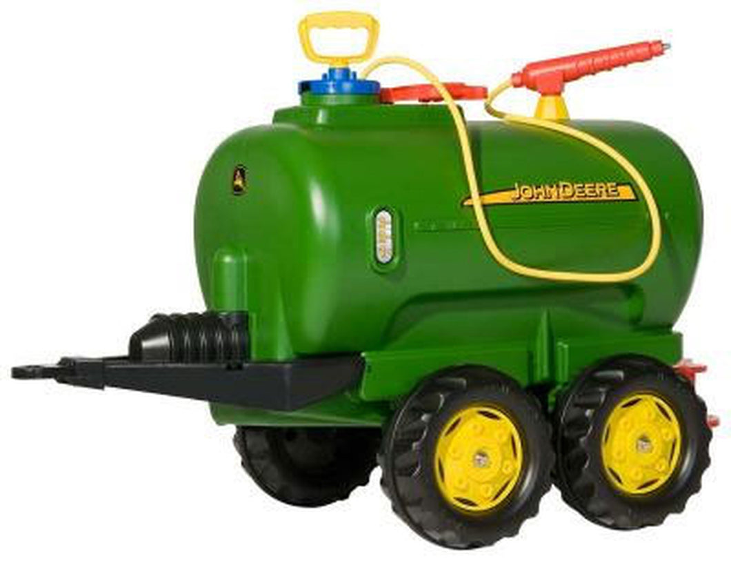 Rolly John Deere Water Tank with Pump