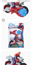 Load image into Gallery viewer, Spiderman Blast & Go Vehicle Assortment