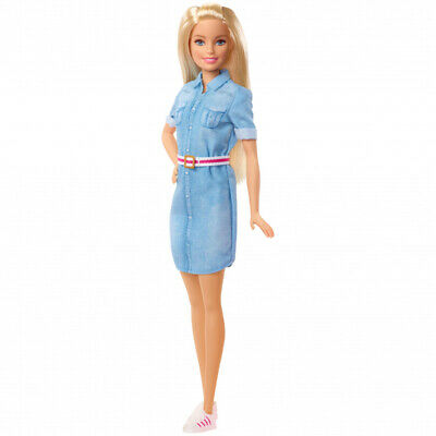 Barbie Denim Dress Doll