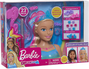 Barbie Dreamtopia Mermaid Styling Head