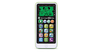 Leap Frog Chat & Count Smart Phone (Green)