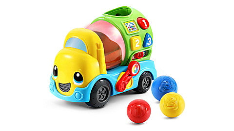Leap Frog Popping Colour Mixing Truck