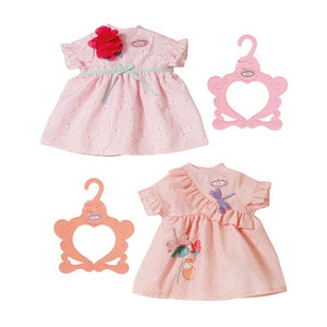 Baby Annabell Day Dress 43cm (2 Asst)
