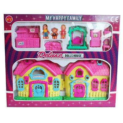 My Happy Family Deluxe Dolls House