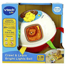 Load image into Gallery viewer, Vtech Crawl & Learn Bright Lights Ball