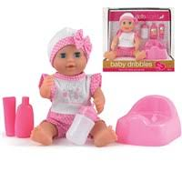 Dolls World Baby Dribbles