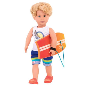 Our Generation Gabe Boy Surfer Doll