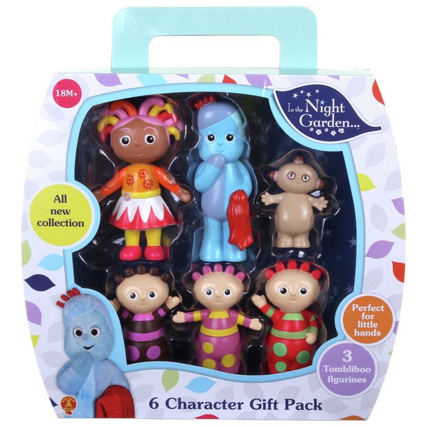 In The Night Garden Figurine Pack